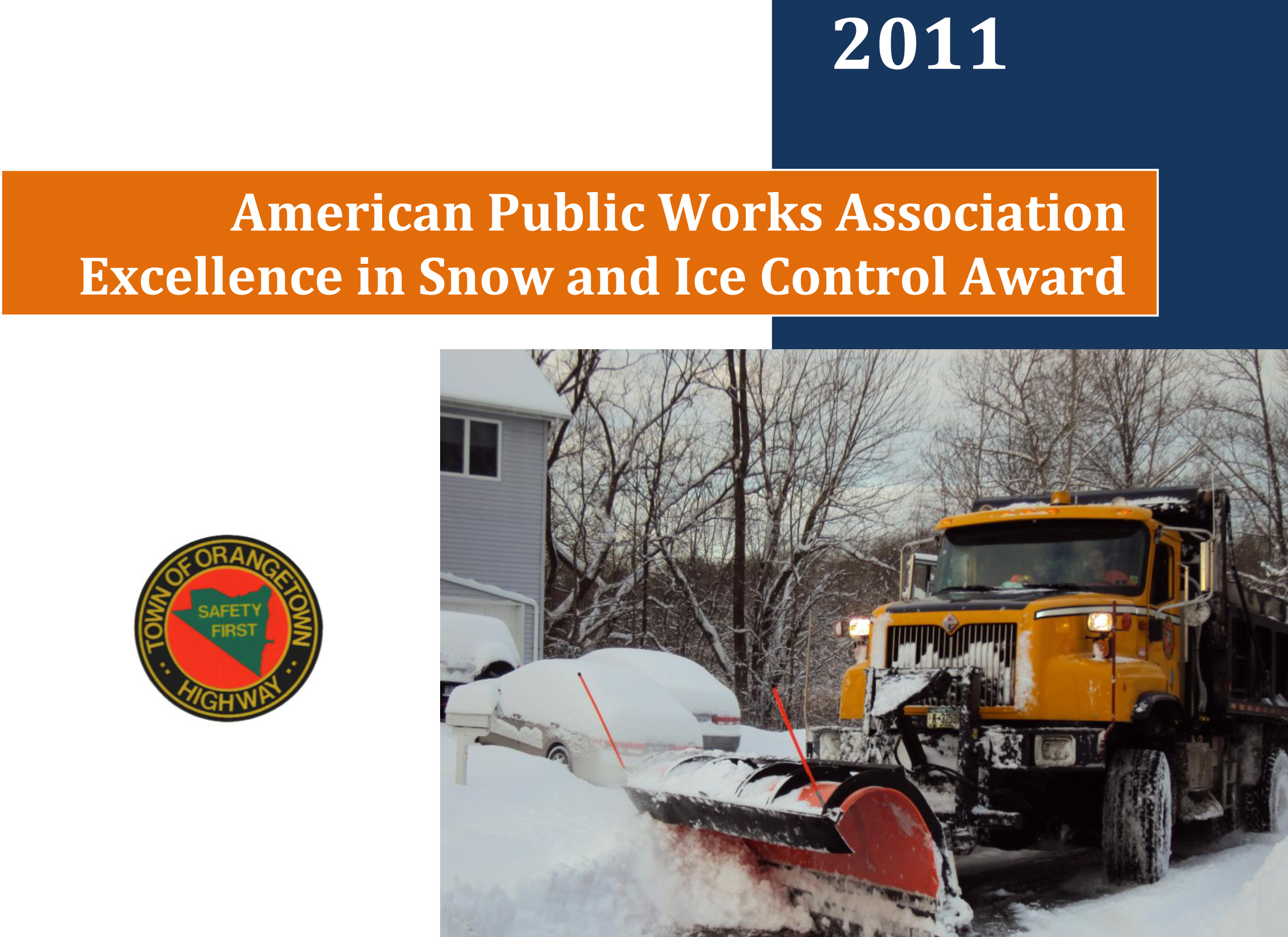 Orangetown Highway Department